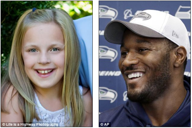 Derrick Coleman and Deaf Girl