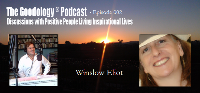 Author and Writing Coach Winslow Eliot