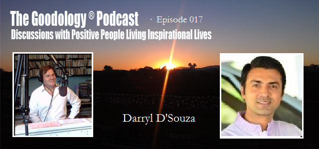 Healthy Living with Darryl D'Souza