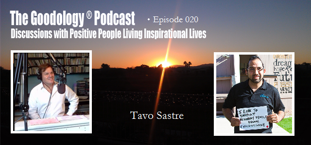 Tavo Sastre Inspires At Risk Youth!
