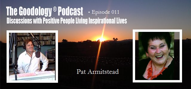 Goodology Podcast Pat Armitstead Joyology