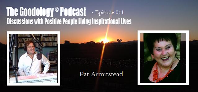 Goodology Podcast Pat Armitstead Joyology