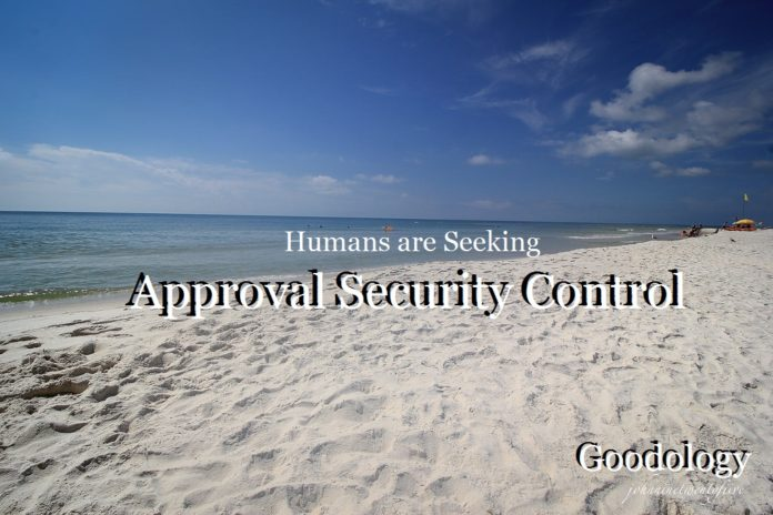 Human Needs Approval Security Control